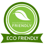 Eco Friendly Badge