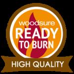 High Quality Woodsure Badge